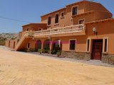 SH346 Cortijo for sale with ten apartments in Cuevas