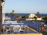 Apartment for rent in first line to the beach in Vera playa RA445