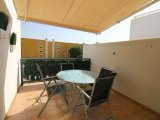 Apartament for rent in first line the beach Vera playa RA581