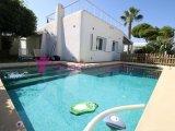 House for sale of 4 bedrooms in Puerto Rey, Vera playa SH522